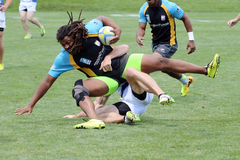 Bahamas Rugby 2014 Serevi Rugbytown Seven's