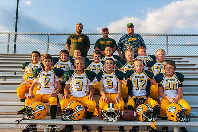 Nelson County Football - Seniors
