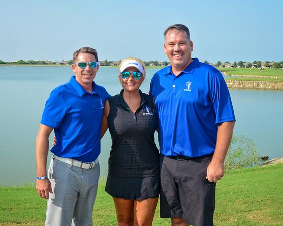 Lil' Warriors Charity Golf Tournament- Fri morn photos