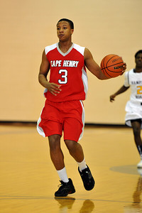 01/31/2012 -  Cape Henry Collegiate @ Hampton Roads Academy / Varsity Boys Basketball