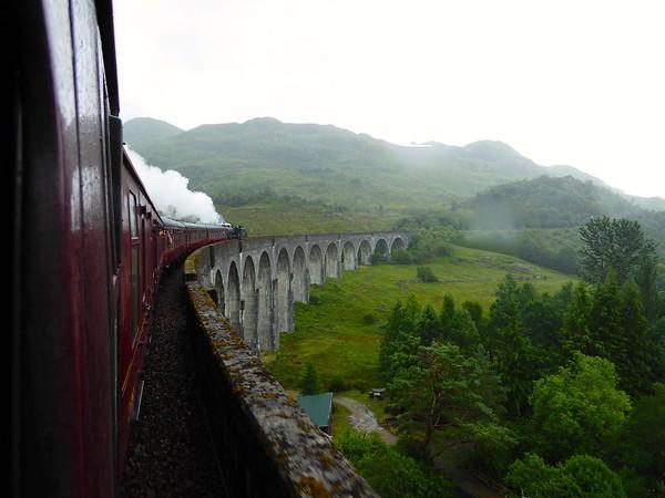 17-Jacobite Steam Train