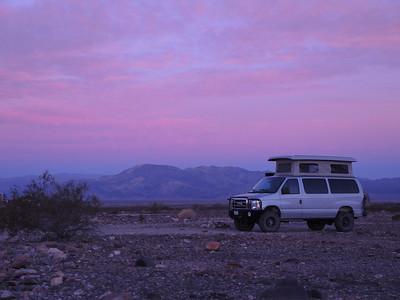 Death Valley, Joshua Tree & Glamis, November 2017