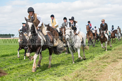 Flodden 2017 after Branxton Hill