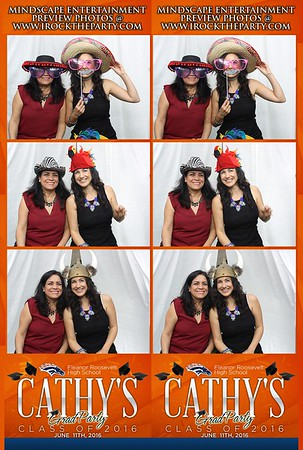 Cathys Graduation Party - Photo Booth Pictures
