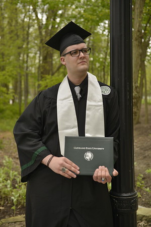Mathew Horning's CSU Graduation 5-11-2019