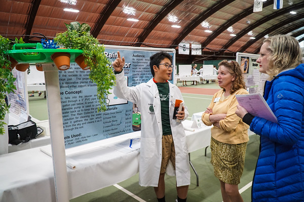 11th Annual Gates Invention & Innovation Competition Exposition