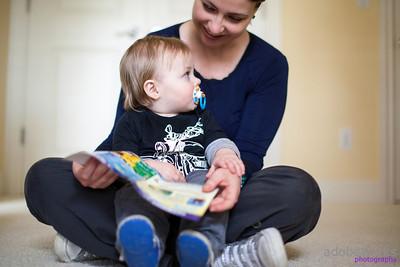Jen & Max Sabovik Family Color
