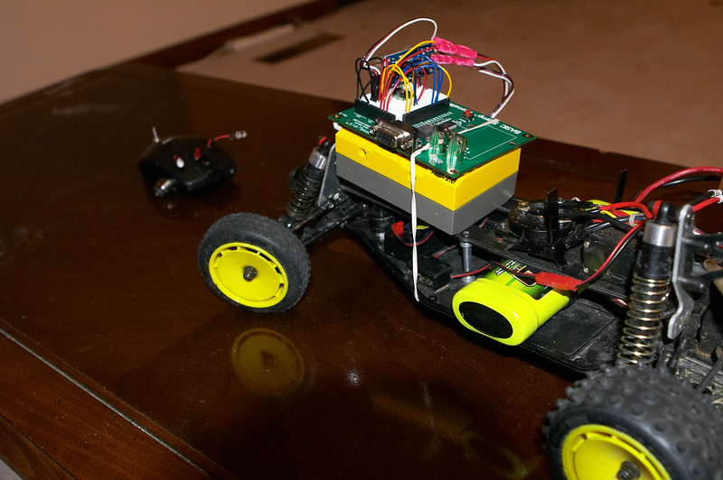 Herpe is kind of an idiot so his circuitry probably won't progress past the breadboarding stage