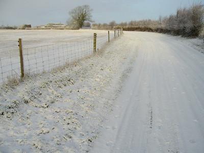 Snow 27 Dec