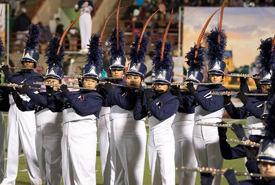 2016 DHS Band and High Hats