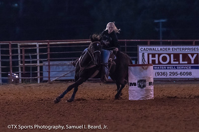 Rodeo and Barrel Racing
