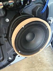 2012 Mazda 3 Sedan Speaker Installation - USA