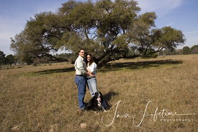 Jennifer and Ryan engagement