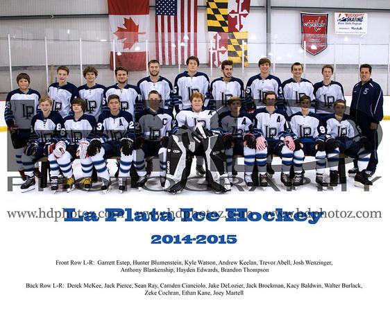 La Plata Ice Hockey 2014-2015