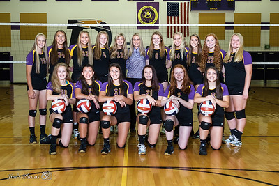 Volleyball 2016 JV
