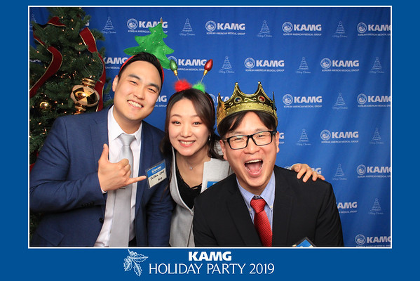 KAMG Holiday Party Prints