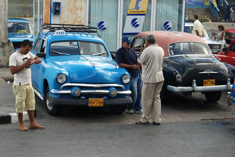 Taxi Stand - Lou Tucciarone