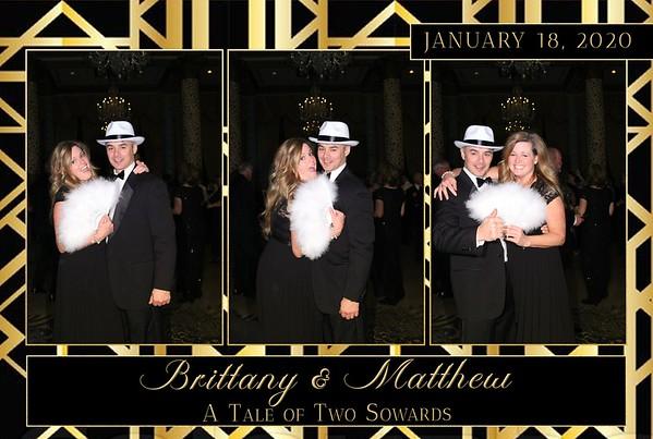 Brittany & Matthew's Wedding (01/18/20)