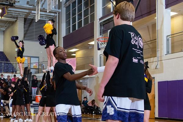 Broughton boys varsity basketball vs Sanderson. Play 4 Kay. January 17, 2019. 750_4625