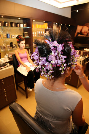 NUBEST Hair Salon Party