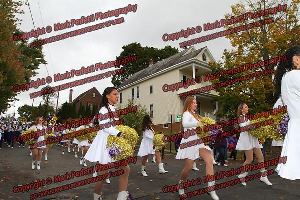AHS Homecoming Parade and Game 10-6-2012