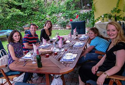 2010 Vlada, Caro & Nick Farewell