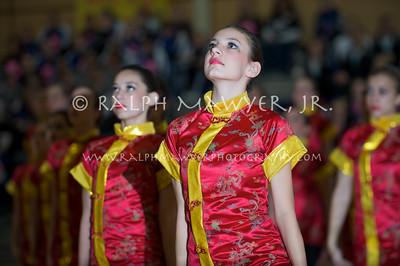 Dance - Military (11:30 - 12:30pm) (2010)