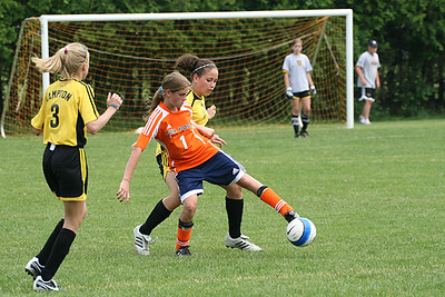 U12 Girls Far Post vs. Clifton Park