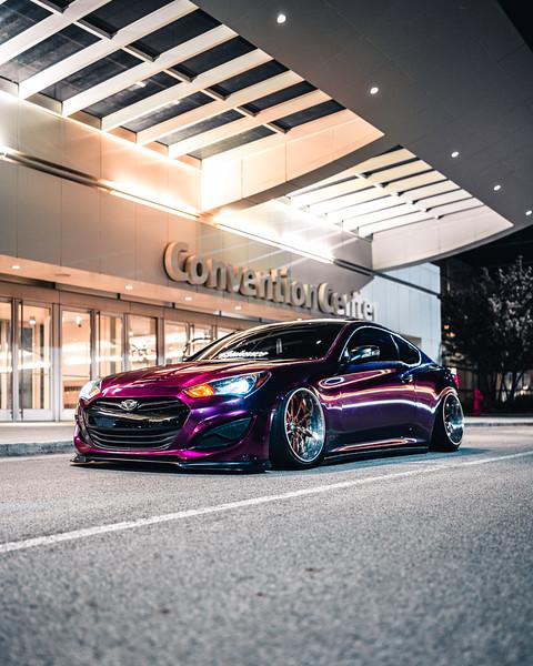 Illia's Genesis Coupe