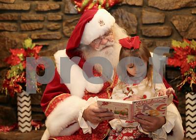 Bryar's Santa Party
