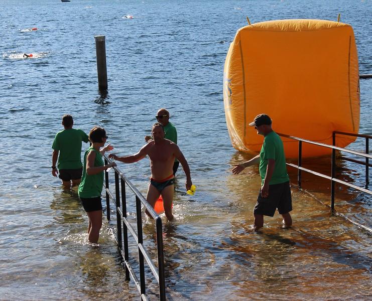 Rattlesnake Island Swim, Aug 6 '16.