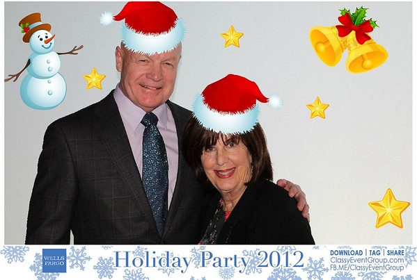 2012-12-08 Wells Fargo Holiday Party