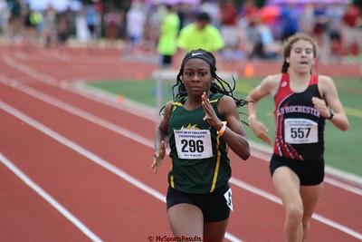 Girls 400m Dash