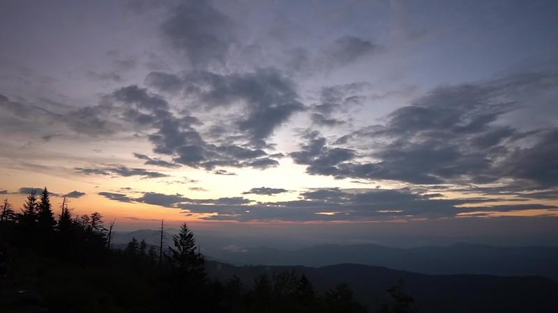 Video-Timelapse Sunrise