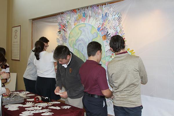 Multicultural Week (Catholic Schools Week)