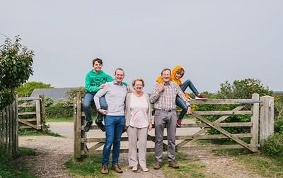 The Kerridge Family Shoot