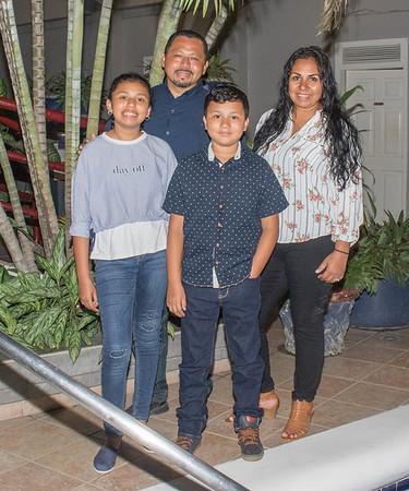 Lopez Family  2018