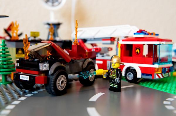 Cody's Lego People
