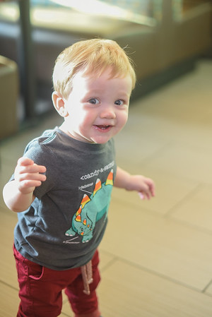 Celebrate: Lincoln's First Birthday!
