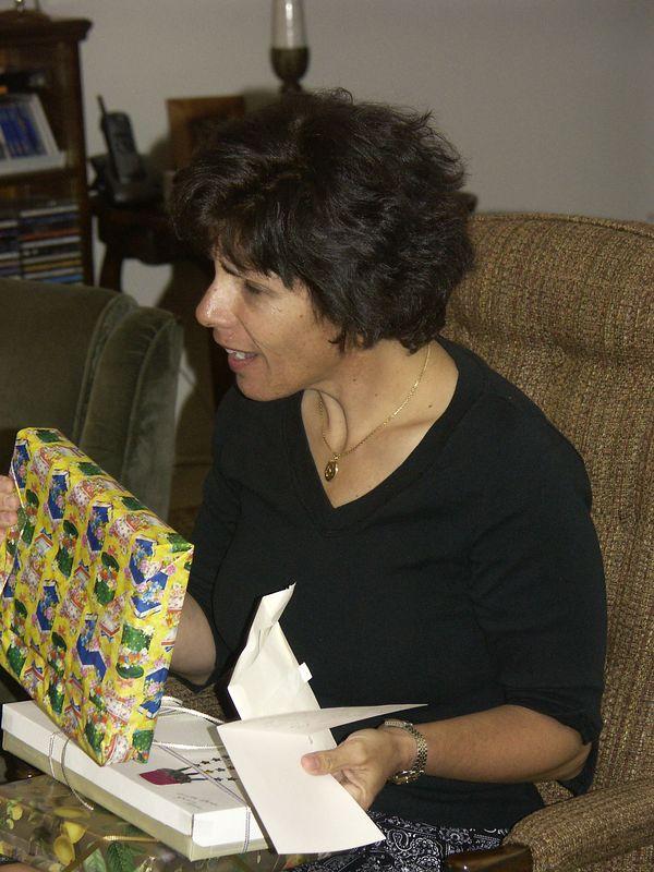 Diane's Birthday, 2005