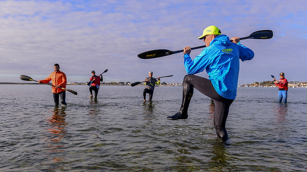 2016 Oct 19 - Oscar Surfski Clinic Riantec