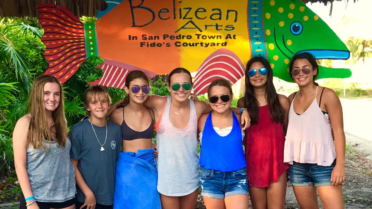 Belize 2017 Spring Break