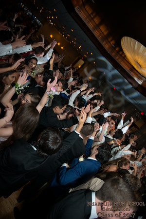 2017 Briarcliff HS Prom