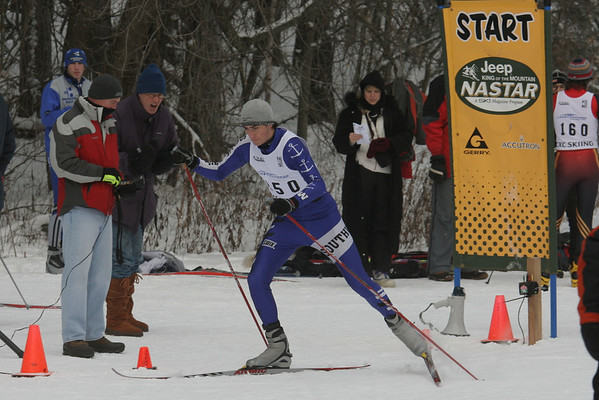 Cross Country Skiing - 2007-2008 Season
