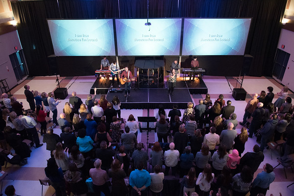HBCNM - Harvest Bible Chapel Newmarket Launch Day - March 1, 2015 (Highlights)