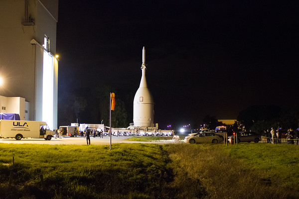 Orion Roll-out and Move to LC37