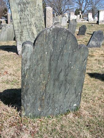 John Finch Grave