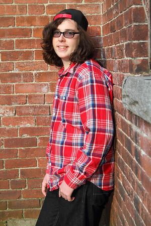 Chris Gannon's Senior Photos
