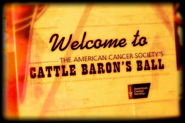 2012 CATTLE BARON'S BALL