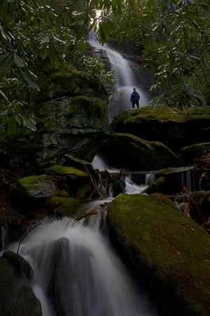 Emerald and Jewel Falls